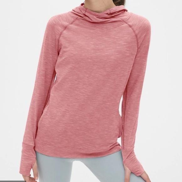 GAP Tops - Buy Gap Women's Blue Fit Breathe Pullover Hoodie